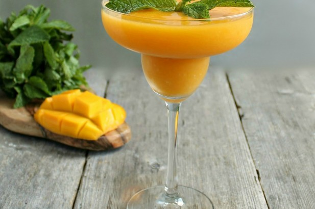 Mango Madness Cocktail